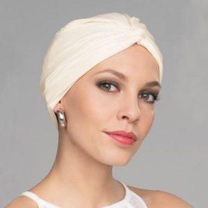 Hair loss Turban white