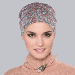 colourful Hair loss Turban